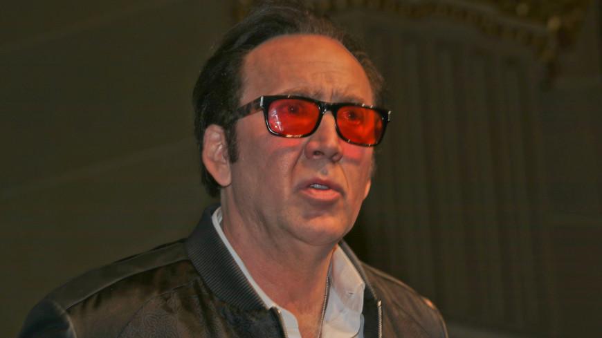 Пьяного Николаса Кейджа выгнали из ресторана в Лас-Вегасе