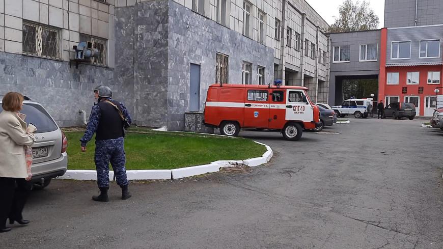 Минздрав: Жертвами стрельбы в Перми стали шесть человек