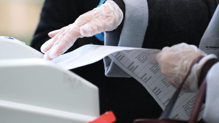 Жительница Бурятии проголосовала через 35 минут после родов