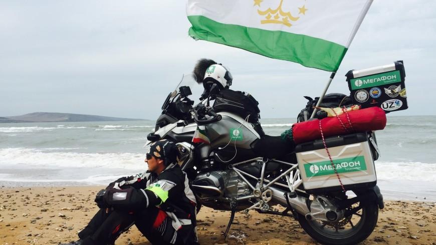 Народные дипломаты: как таджикские байкеры объездили весь мир