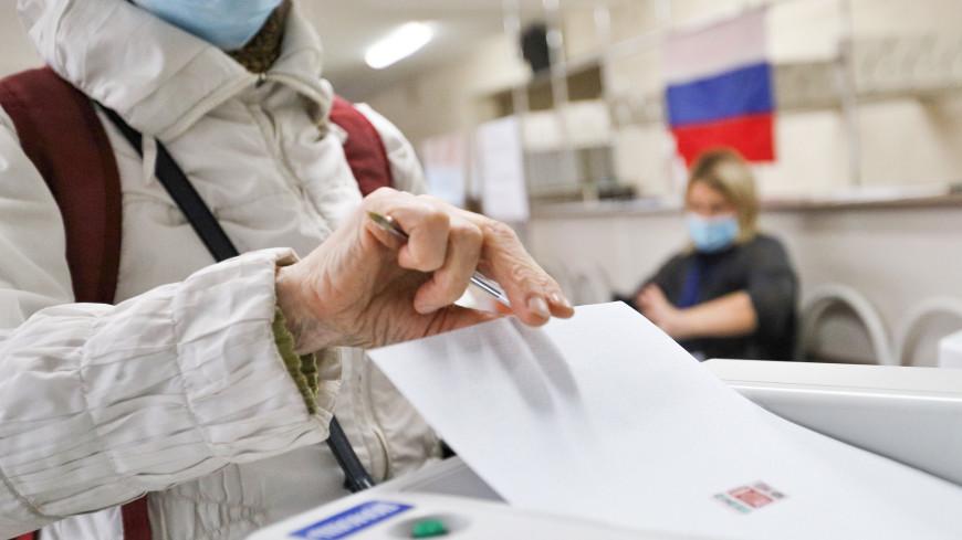 ЦИК: Явка на выборах в Госдуму в целом по России к 16:00 составила 9,16%