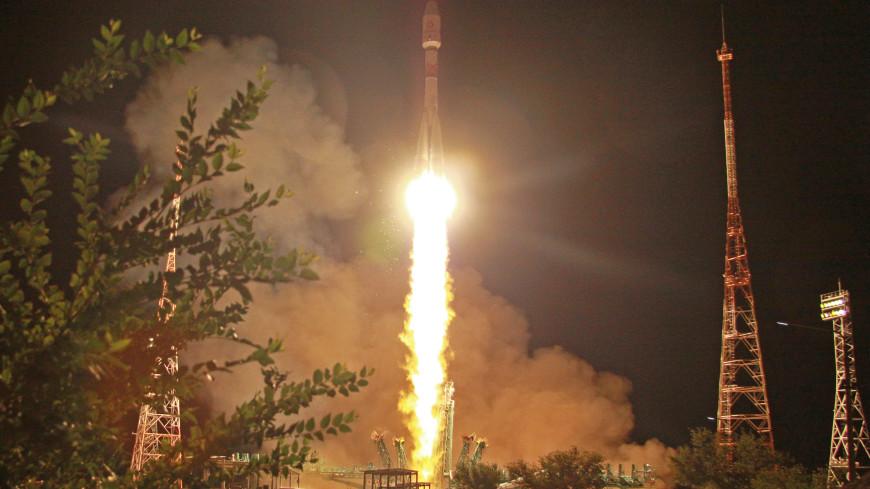 Ракета «Союз» вывела на суборбитальную траекторию полета 34 спутника OneWeb