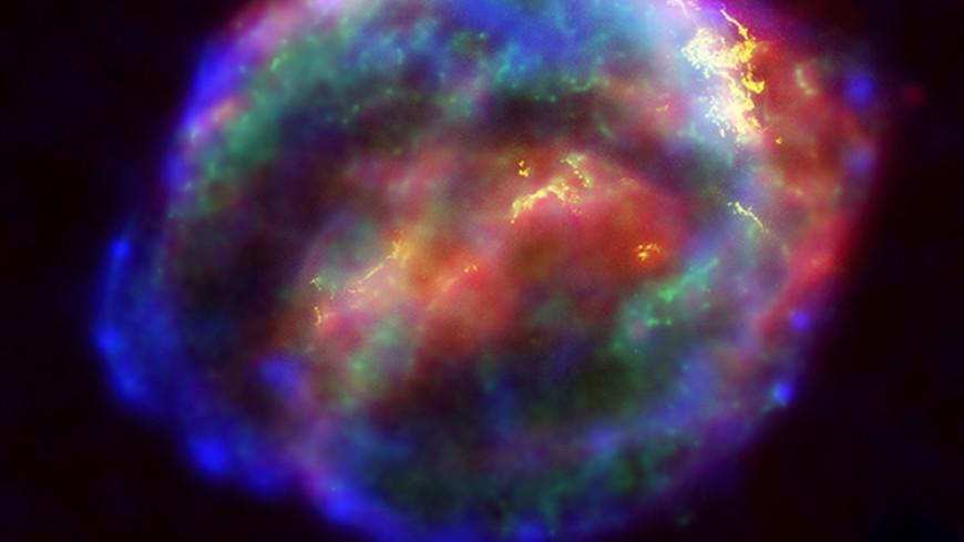 Астрономы предсказали возвращение «эха» сверхновой звезды