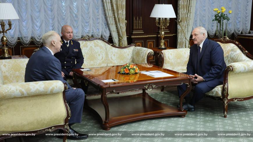 Вместе против преступности: Лукашенко и Бастрыкин обсудили сотрудничество в сфере безопасности