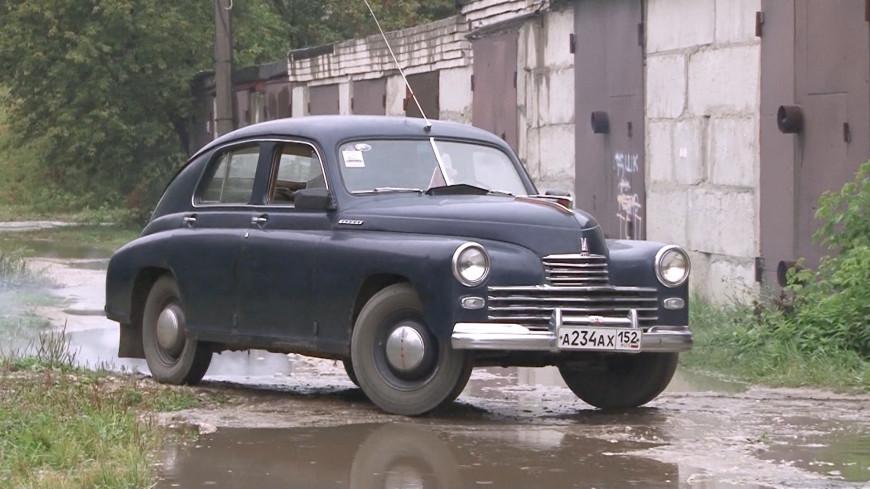 Аура «Победы»: за что коллекционеры ценят легенду советского автопрома