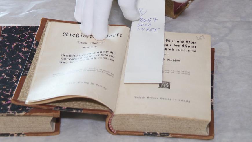 Изъятые на таможне раритеты пополнили коллекцию музея «Павловск» в Ленобласти