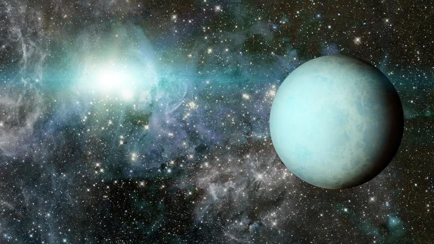 Астрономы объяснили необычный состав атмосфер Урана и Нептуна