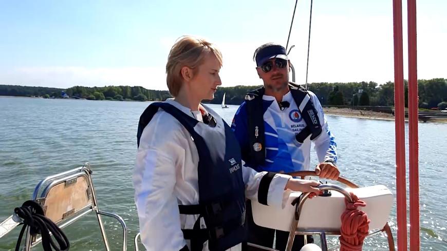 Яхтинг, вейкборд и конный спорт. Активный отдых в Беларуси