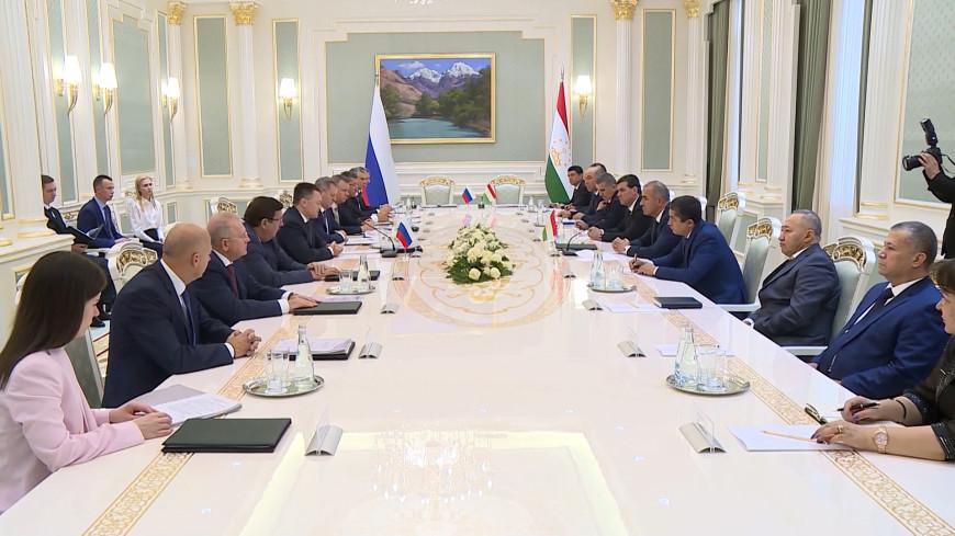 Генпрокурор России посетил с рабочим визитом Таджикистан