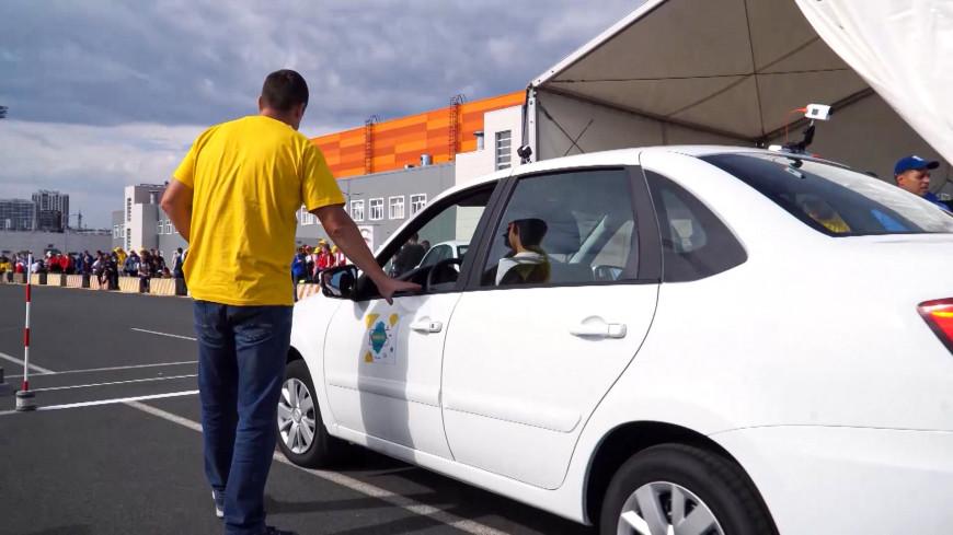 Подростки за рулем: всероссийское первенство по юношескому автомногоборью прошло в Уфе