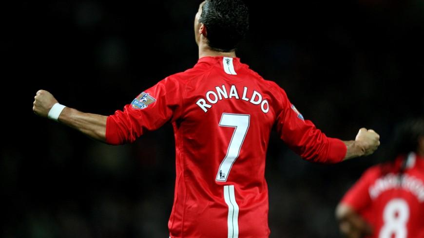 Роналду попал в Книгу рекордов Гиннесса
