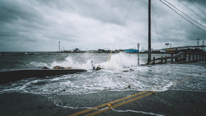 Ураган «Николас» обрушился на побережье Техаса