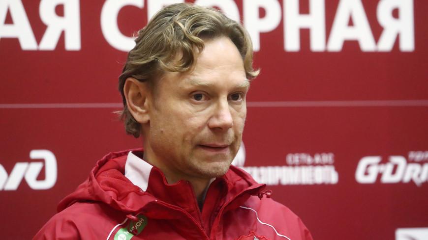 Карпин о Дзюбе: Есть личный конфликт, но это никак не влияет на вызов в сборную