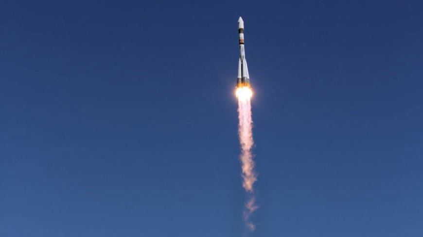 "Фото: ""РОСКОСМОС"":http://www.federalspace.ru/, союз 2, байконур, космос, роскосмос, ракета, ракета-носитель"