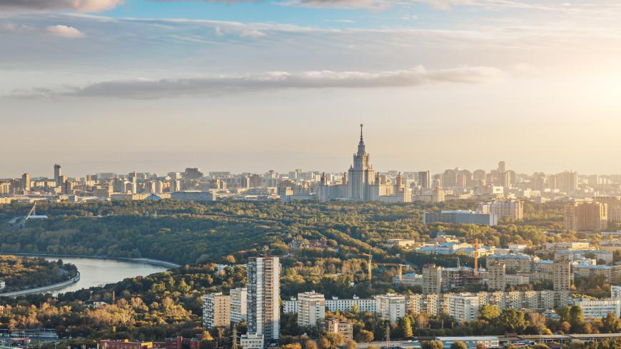 Москва снова вошла в топ-5 лучших городов мира