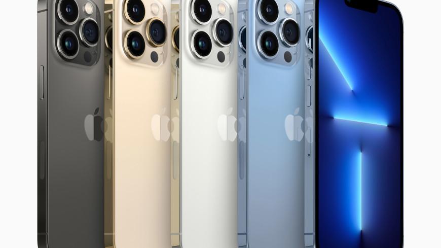 «Яблочное» разочарование: новый iPhone 13 оказался похож на старую модель
