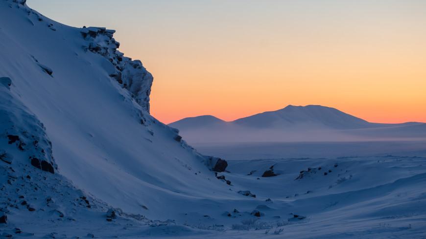 Сквозь снег и холод: в Петербурге сконструировали новый вездеход для Арктики