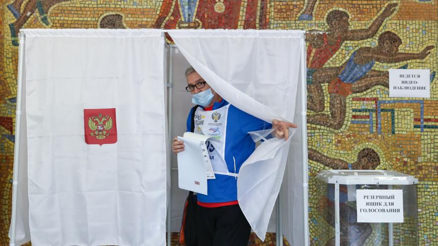 ЦИК: Явка на выборах в Госдуму в целом по России на 20:00 мск составила 31,51%