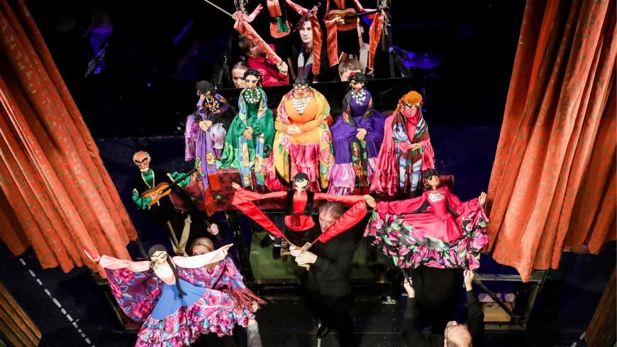 Необыкновенные и удивительные куклы: театру имени Сергея Образцова исполнилось 90 лет