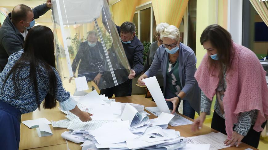 ЦИК: По итогам обработки 20,06% протоколов ЕР набрала 42,92% голосов по списку на выборах в ГД