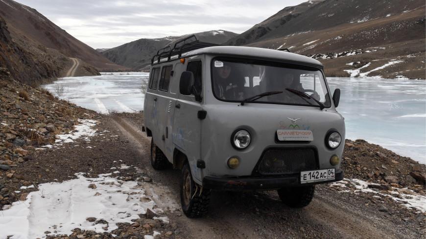 Российский фургон УАЗ-452 включили в список уникальных кроссоверов мира