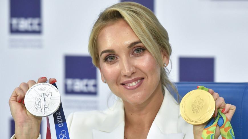 Воры с извинениями вернули олимпийской чемпионке украденные медали