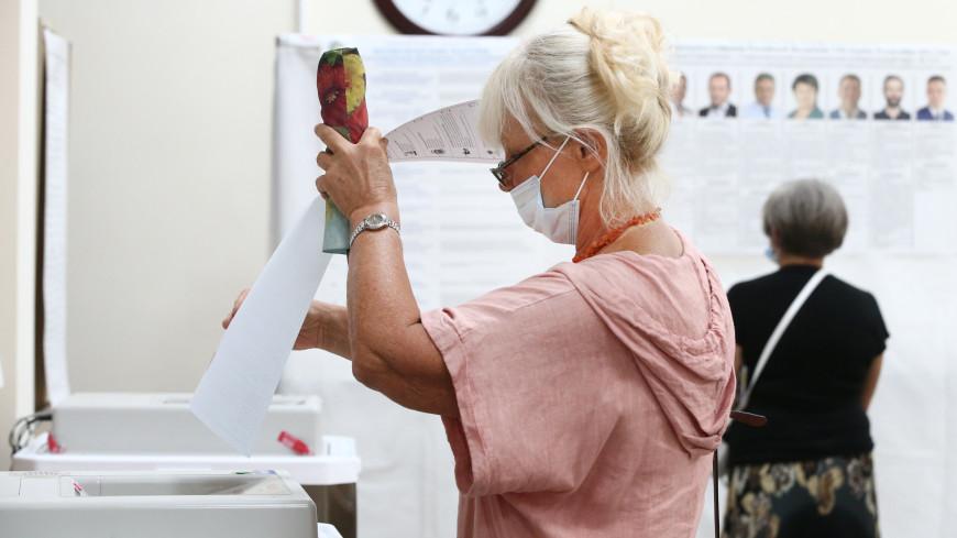 ЦИК: Явка на выборах в Госдуму по России на 18:00 мск составила 45,15%