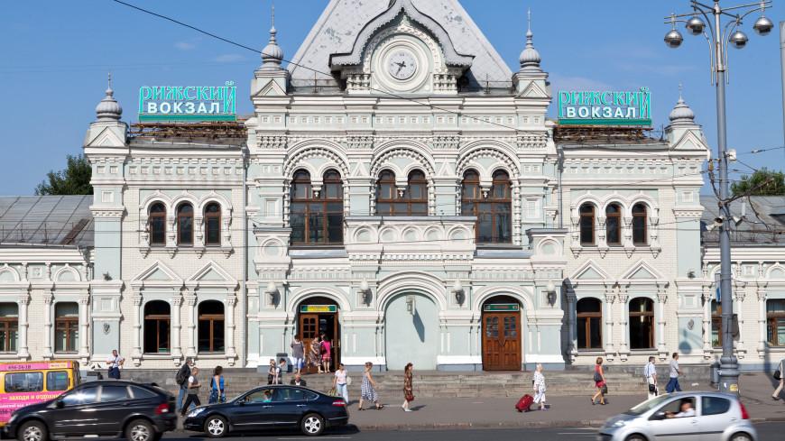 Тихий и уютный: Рижскому вокзалу исполняется 120 лет