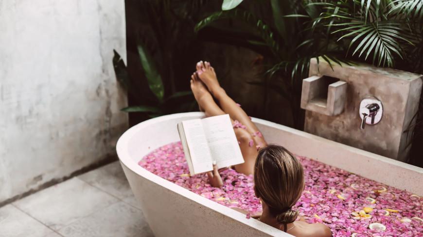 Домашний релакс: выбираем добавки в ванну