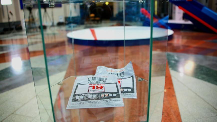 Мосизирком: Явка на выборах в ГД с учетом онлайн-голосования за два дня превысила 34%