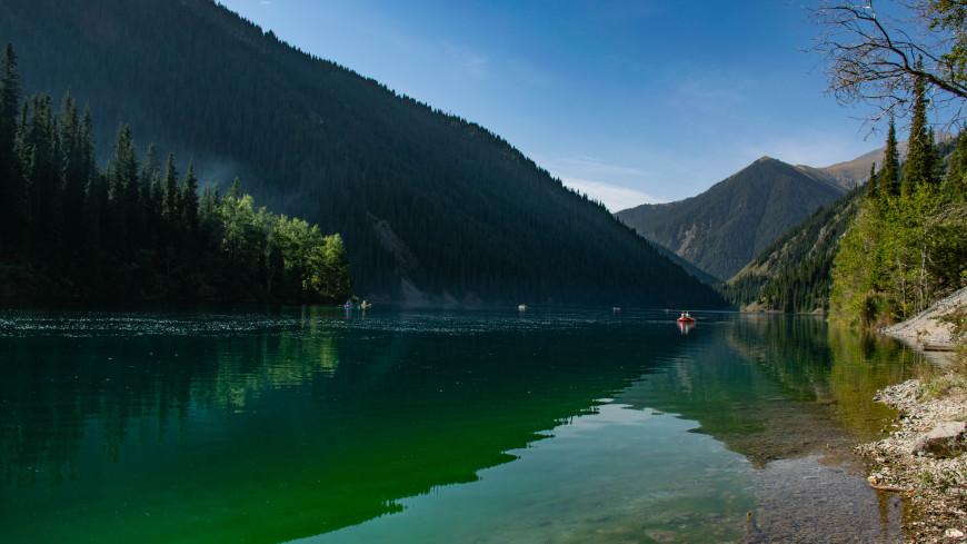 Озера Кольсай в Казахстане включены во Всемирную сеть биосферных заповедников ЮНЕСКО
