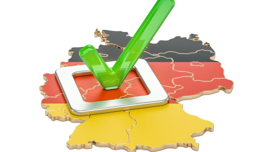 Немецкий телеканал показал результаты экзит-полов за два дня до выборов