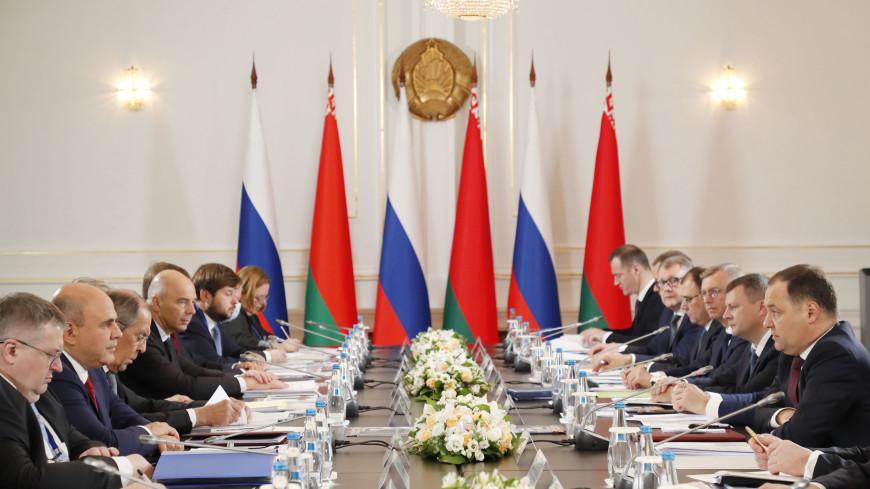 Мишустин: Интеграция России и Беларуси должна вестись на принципах открытости