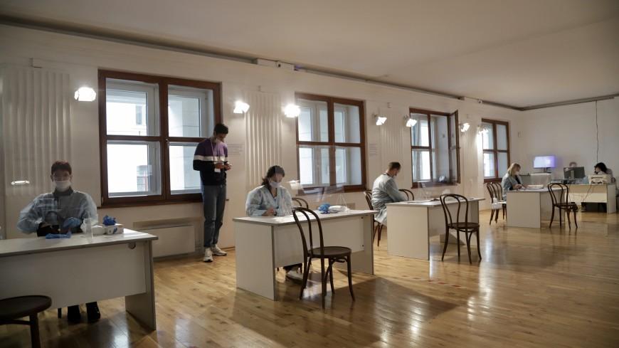 В Москве в первый день голосования явка избирателей достигла 23,07%