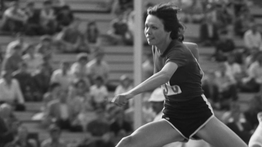 Скончалась бывшая рекордсменка мира по бегу Маргарита Пономарева