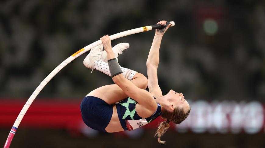Анжелика Сидорова стала чемпионкой Бриллиантовой лиги в прыжках с шестом