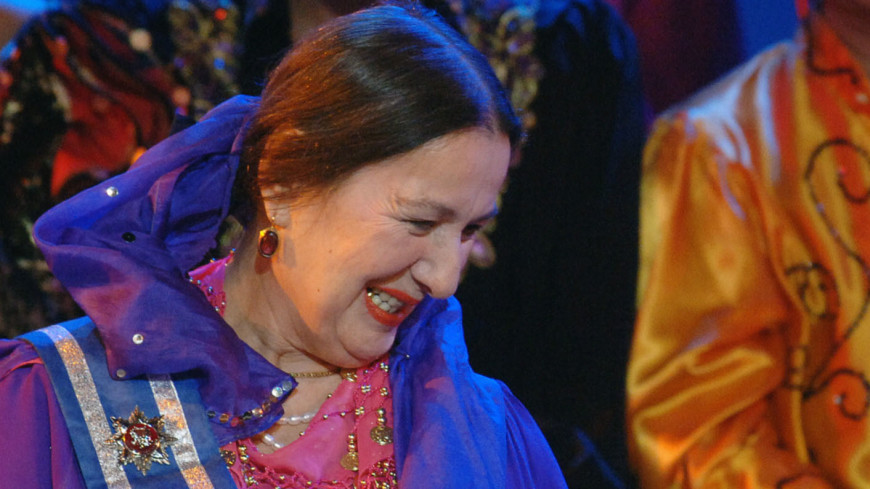 Умерла вдова худрука театра «Ромэн», актриса Тамилла Агамирова