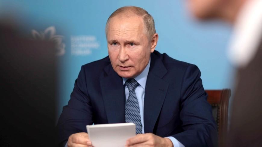 Путин на ВЭФ: приумножение населения на Дальнем Востоке является исторической задачей