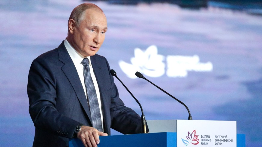 Путин не исключил, что Россия подаст заявку на проведение Олимпиады-2036