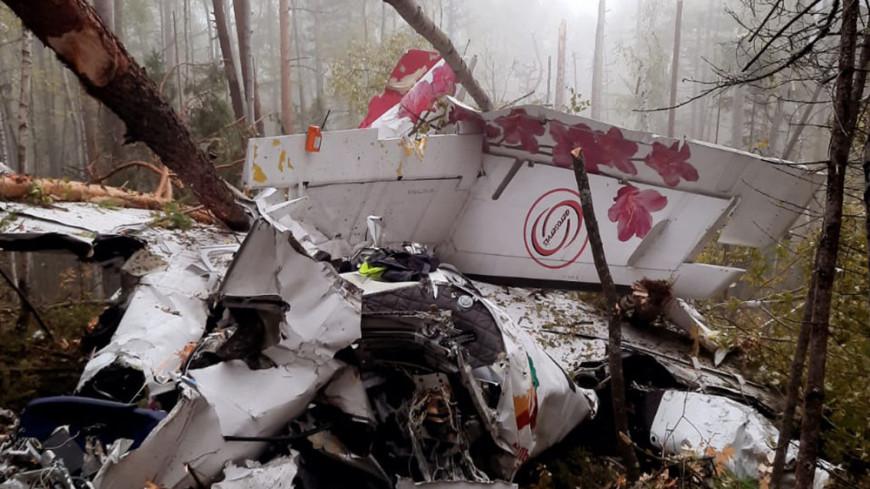 Семьям погибших в авиакатастрофе в Приангарье выплатили по миллиону рублей