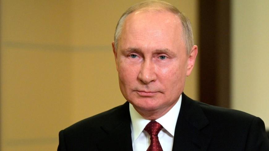 Песков: Путин отдаст свой голос на выборах в Госдуму онлайн