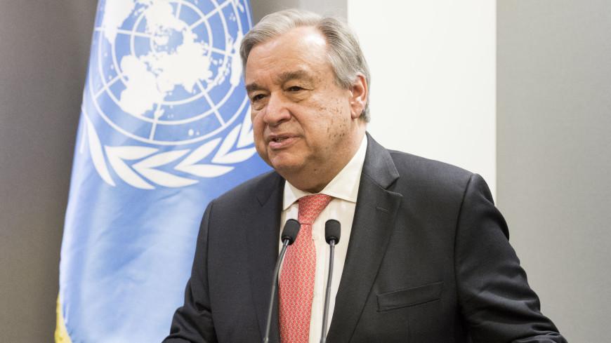 Генсек ООН предрек мировую катастрофу из-за потепления климата