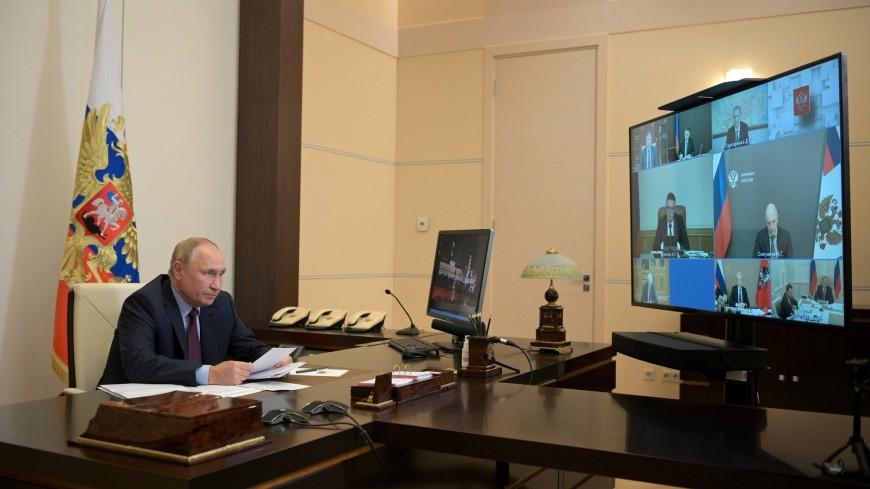 Вытащить из трущоб: Путин поручил ускорить расселение людей из аварийного жилья