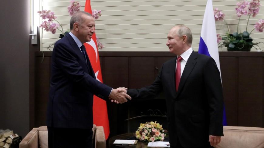 Путин посоветовал Эрдогану ревакцинироваться «Спутником V»