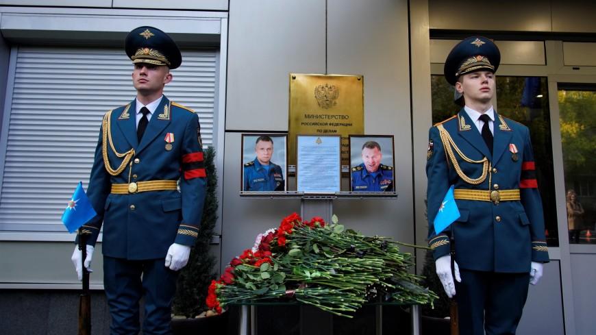 Путин приехал проститься с главой МЧС Евгением Зиничевым