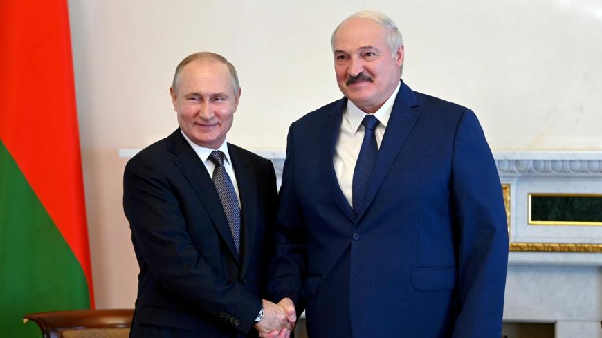 Лукашенко: Встретимся с Путиным на саммите СНГ в Минске