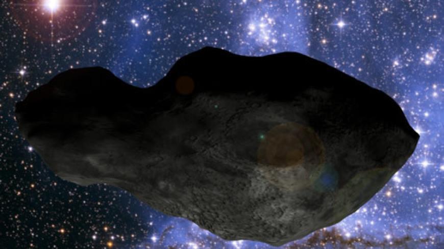 В Солнечной системе заметили астероид с собственными спутниками