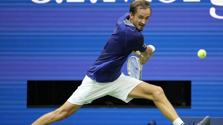 Россиянин Даниил Медведев квалифицировался на итоговый турнир ATP
