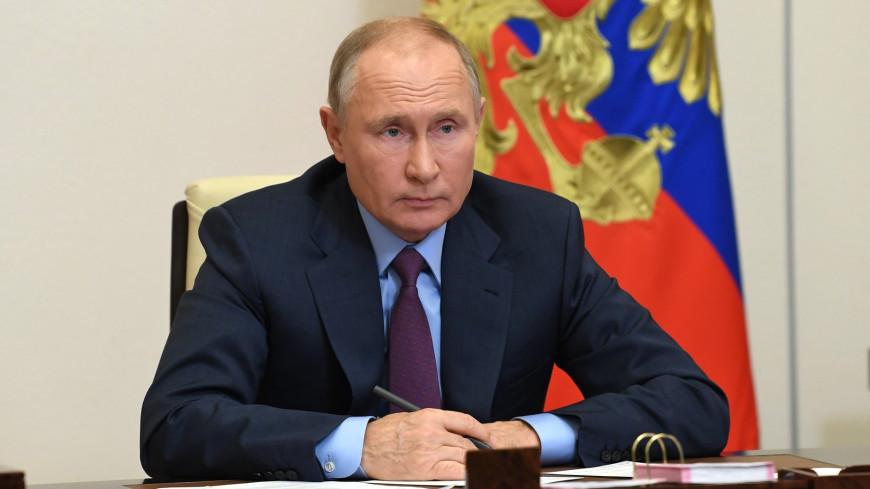 Путин: На Дальнем Востоке предполагается создать тренировочный центр