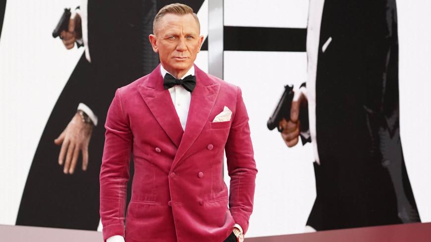 Состоялась премьера фильма «Не время умирать» про агента 007